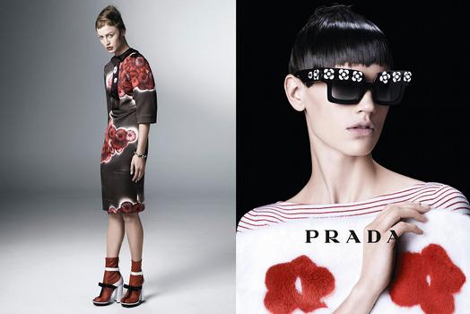 Campagne Prada �t� 2013