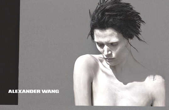 Campagne Alexander Wang 2013