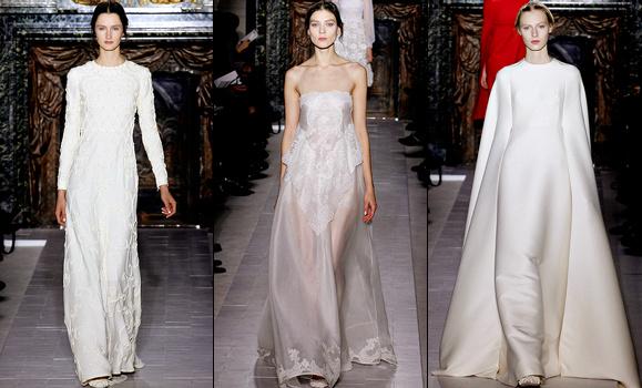 Robes de mariée Valentino