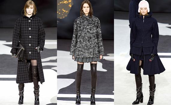 4b2af625c8b Défilé Chanel - Automne hiver 2013-2014 - Tendances de Mode