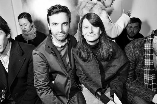 Nicolas Ghesqui�re & Marie-Am�lie Sauv�