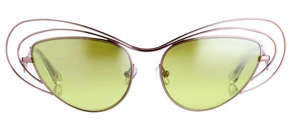 Les lunettes papillon