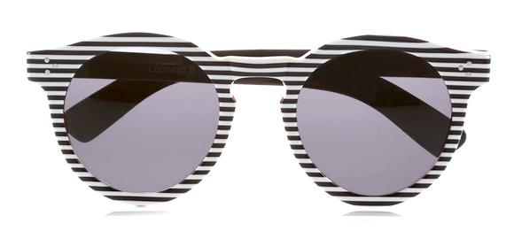 Les lunettes aux imprim�s graphiques