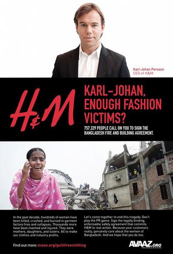 H&M - Dacca Bangladesh