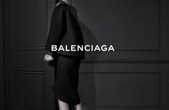 Campagne Balenciaga 2014