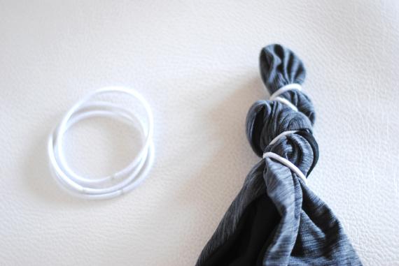 Maillot de bain tie & dye - Première étape
