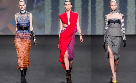 Défilé Dior Haute Couture 2014
