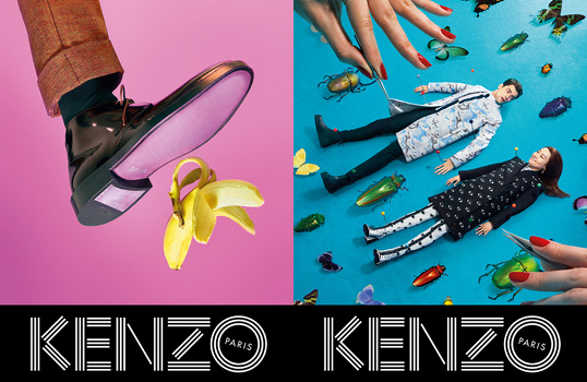 Campagne Kenzo 2014