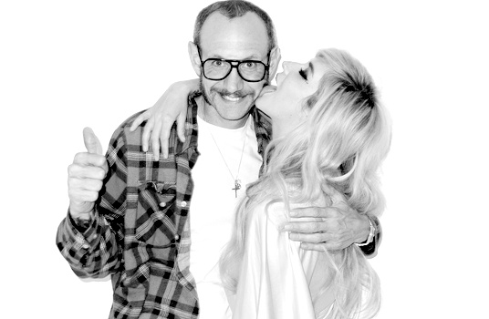 Terry Richardson et Kesha