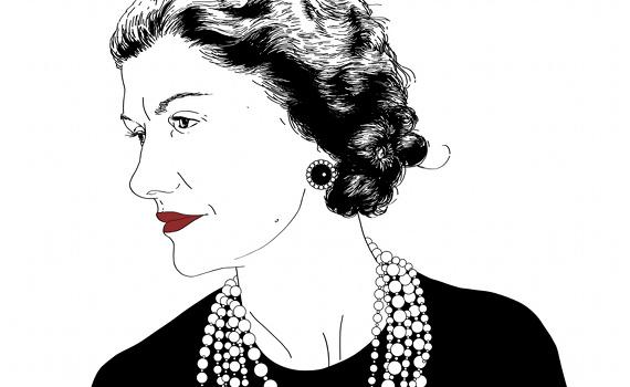Coco Chanel par Maison Seine