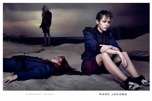 Campagne Marc Jacobs printemps/�t� 2014