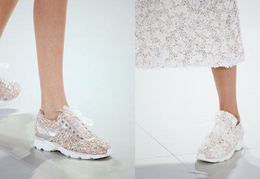Défilé Chanel Haute Couture 2014