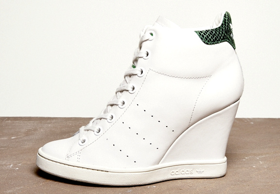 Basket compensée Stan Smith Up