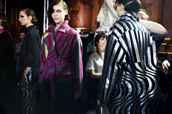 Défilé Dries Van Noten 2015