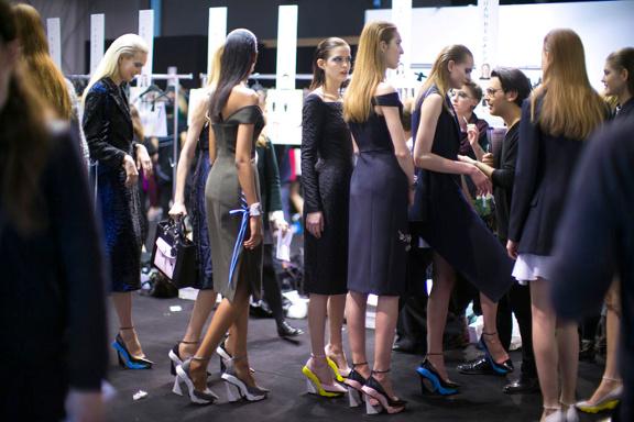 Défilé Dior 2015