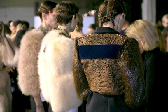 Défilé Givenchy 2015