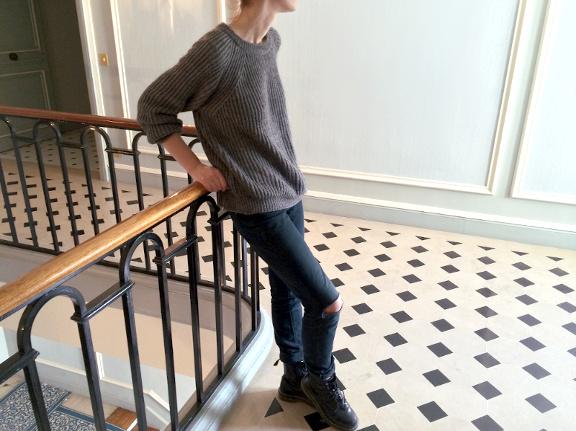 Chronique #22 : Mon jean déchiré Tendances de Mode