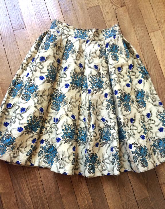 Ma jupe vintage