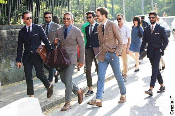 Mode homme : les 15 essentiels