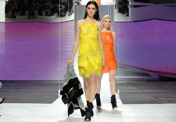 Défilé Dior croisière 2015