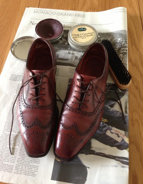 Chaussures Edward Green