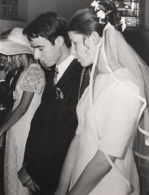 Le mariage de mes parents