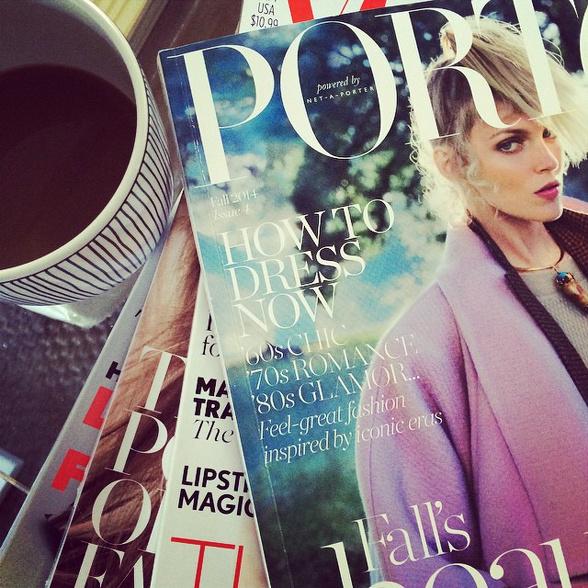Magazines de mode