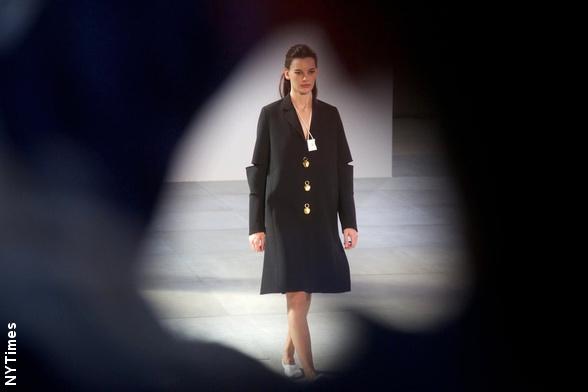 Défilé Céline 2015