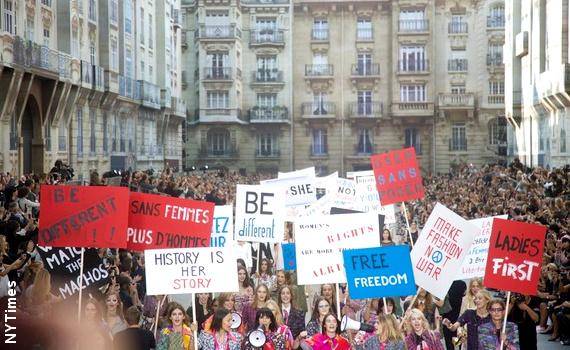 Fashion week de Paris - Printemps/�t� 2015
