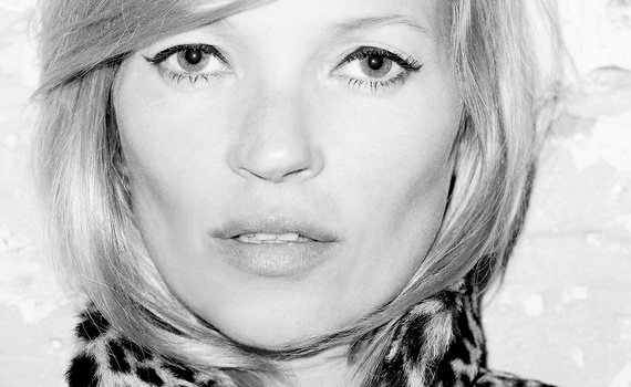 Kate Moss, inoxydable