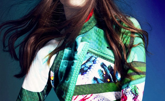 Mary Katrantzou + Adidas Originals = le bon duo