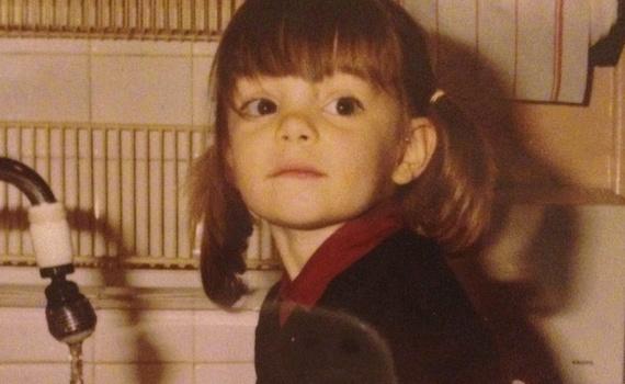 Souvenirs d'enfance #8 : Mathilde Toulot
