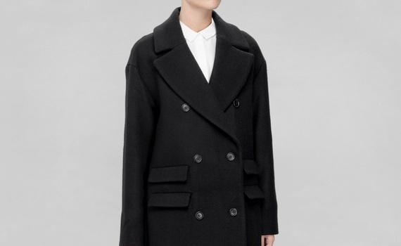 Wanted : un manteau noir masculin et douillet