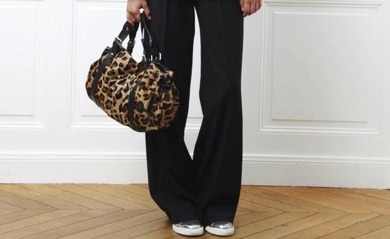 Le parfait pantalon large