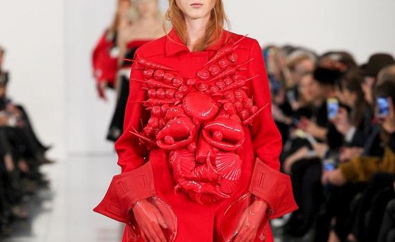 D�fil� Maison Martin Margiela - Haute Couture printemps/�t� 2015