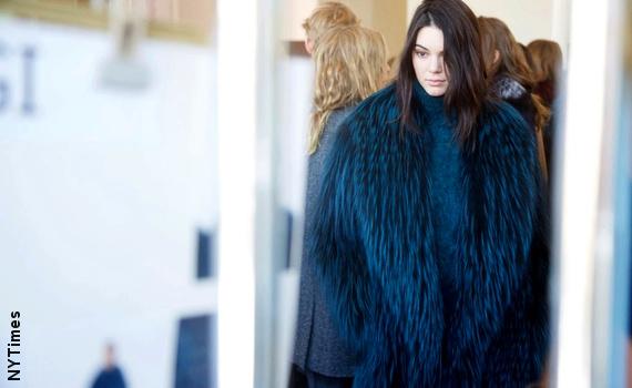Fashion week de New York - Automne/hiver 2015-2016