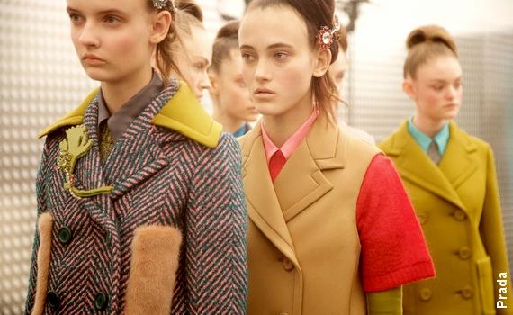 Fashion week de Milan - Automne/hiver 2015-2016