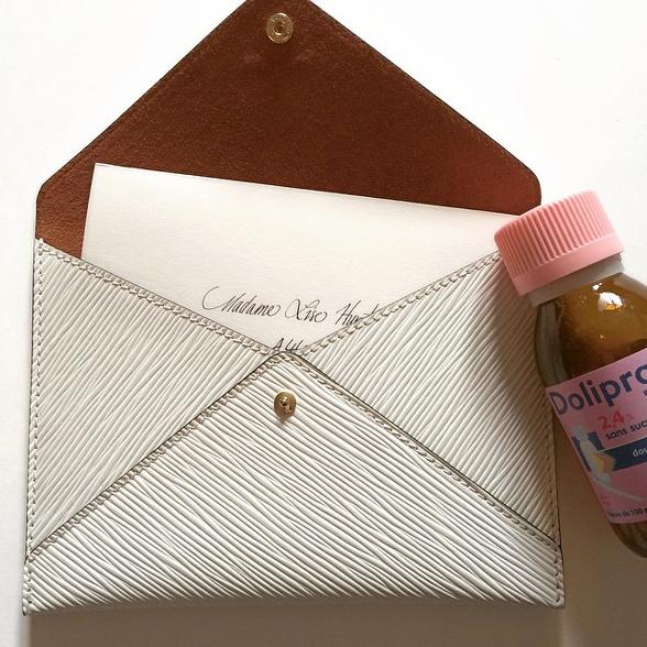 Invitation Louis Vuitton