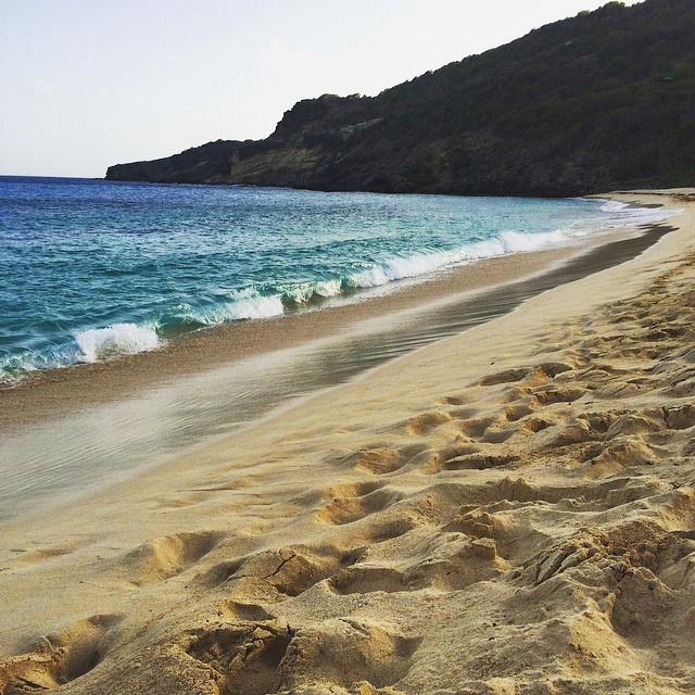 La plage de Gouverneur