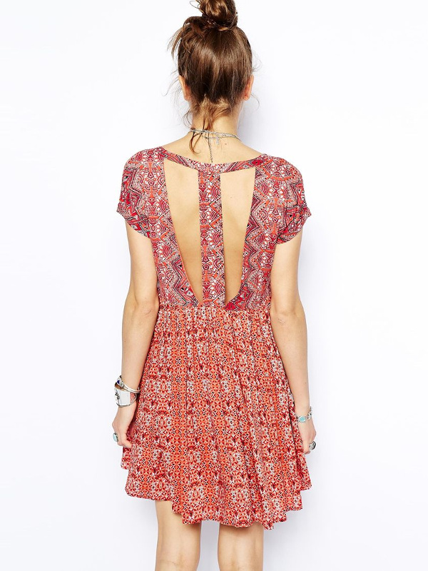 Robe baby doll Free People