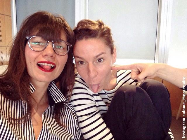 Salom� Jouan & Lise Huret