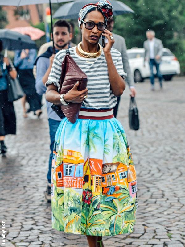 Street style �t� 2015