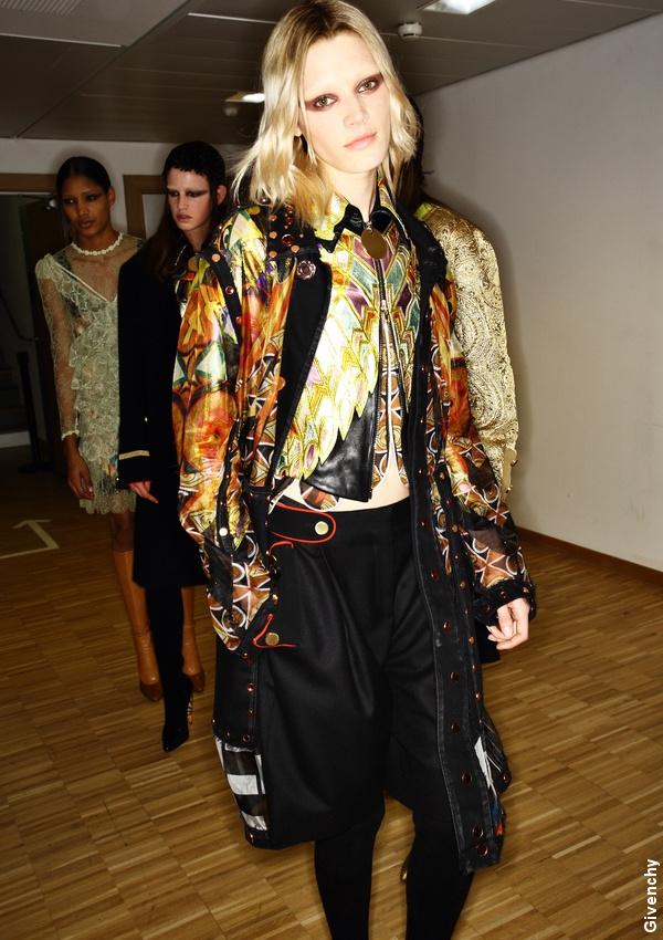 Fashion week de paris automne hiver 2016 2017 tendances de mode - Tendance automne hiver 2017 ...