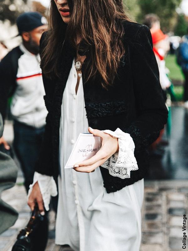 Robe blanche légère