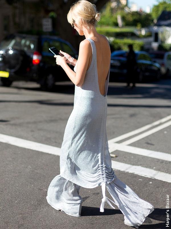 Streetstyle Harper's Bazaar
