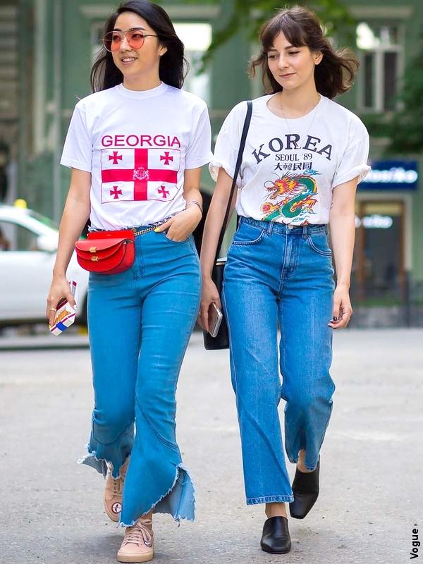 Tee-shirts touristiques