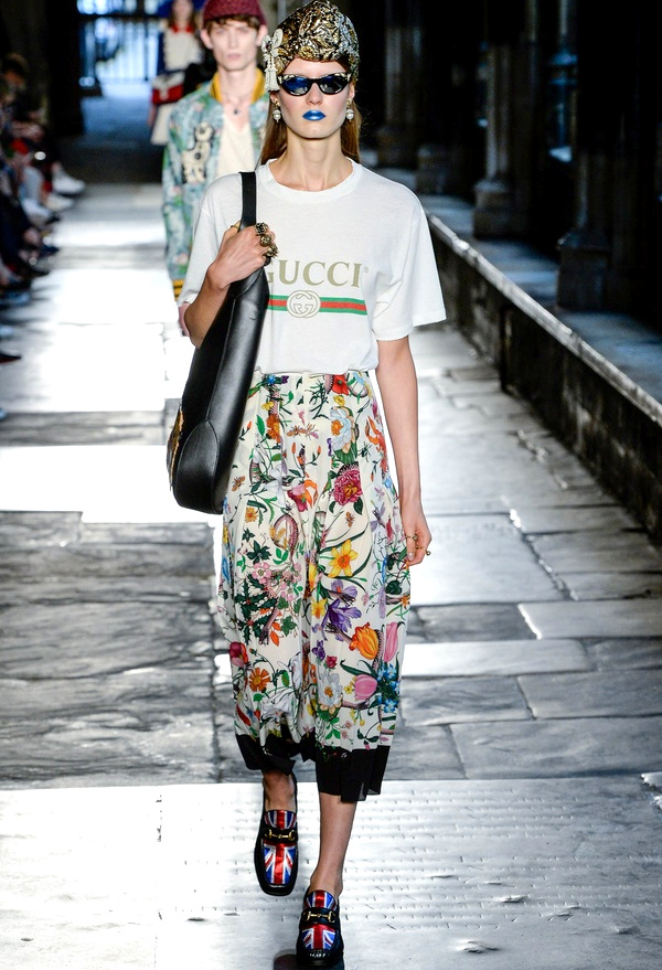 Défilé Gucci Resort 2017