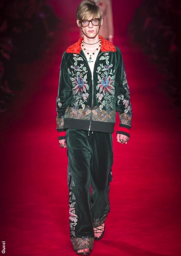 Mannequin Gucci