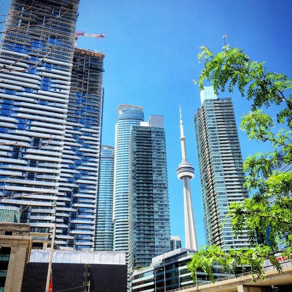 Centre ville de Toronto