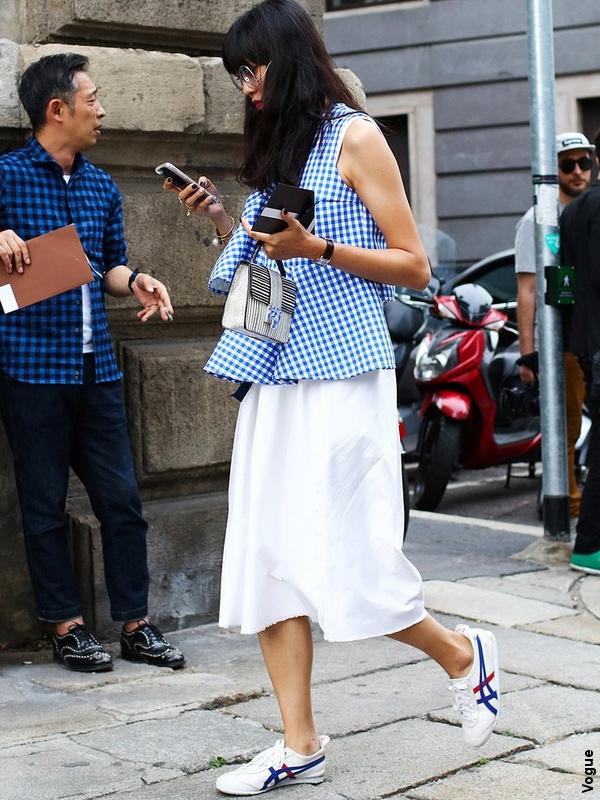 Streetstyle Vogue